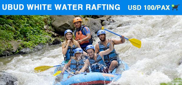 Ubud White Rafting
