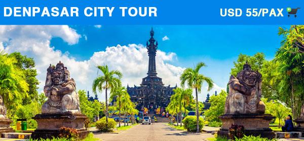 Half Day Tour Denpasar City