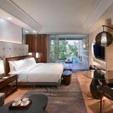 Pool Access Luxury Room